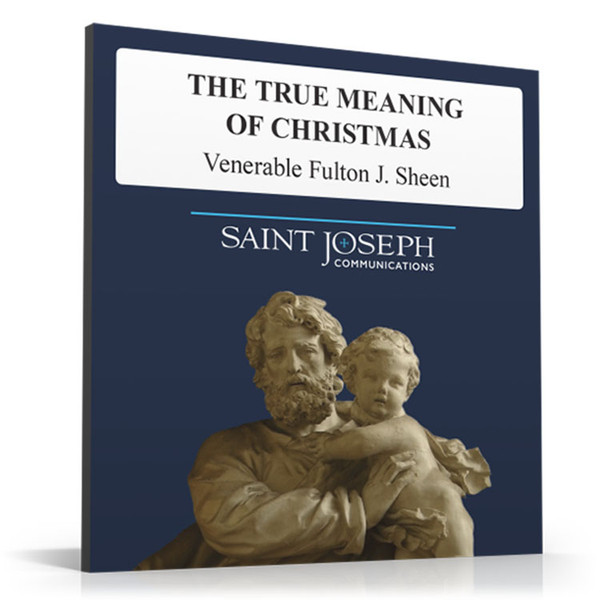 The True Meaning Of Christmas (single CD)