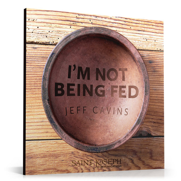I'm Not Being Fed - Single CD