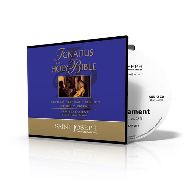 Ignatius Audio Bible: New Testament