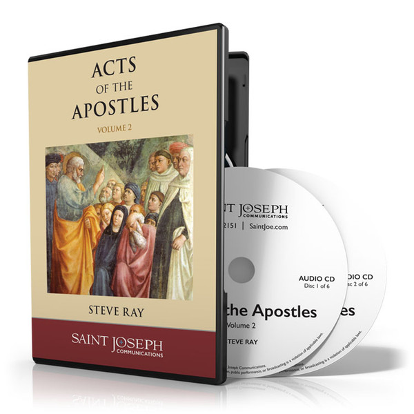 Acts of the Apostles - Volume 2