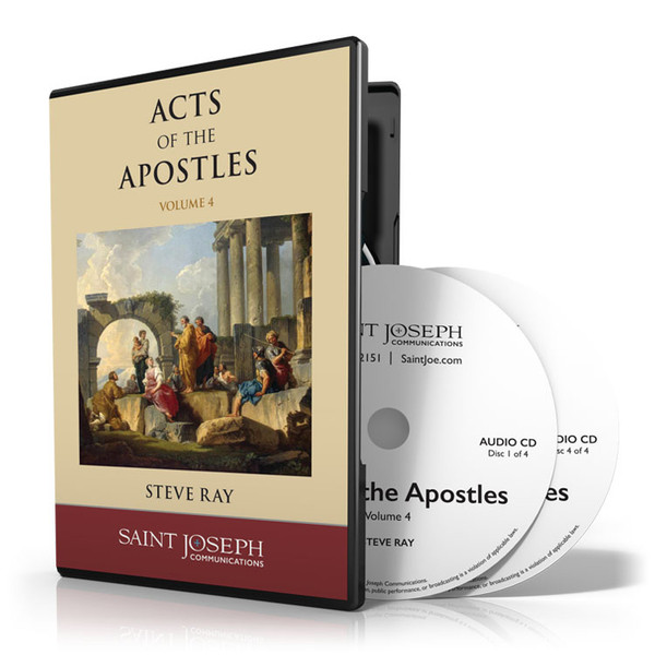 Acts of the Apostles - Volume 4