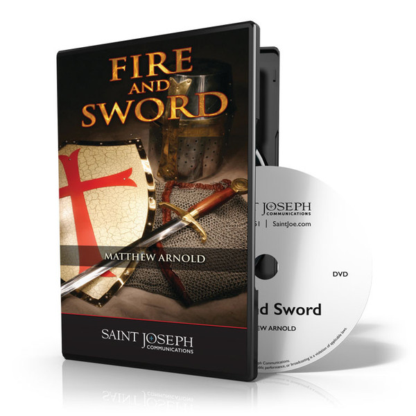 Fire and Sword: The Crusades (DVD)