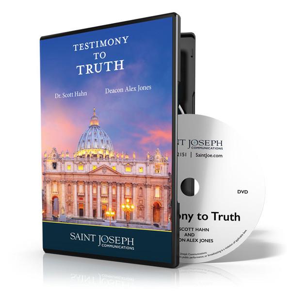 Testimony To Truth (DVD)