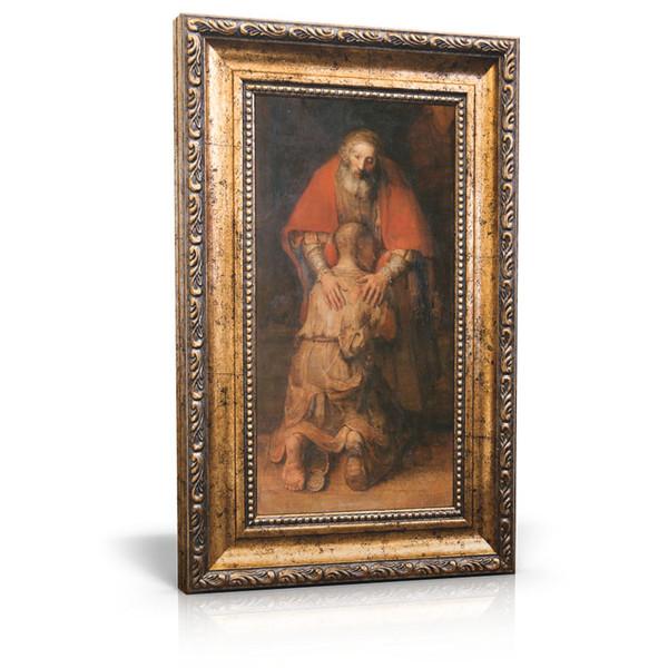 Return of the Prodigal Son - Framed Canvas