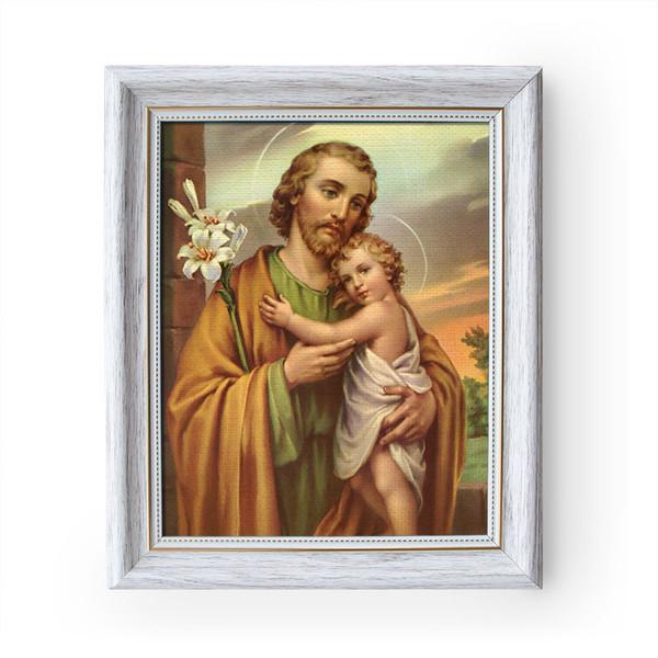 St. Joseph - Canvas Print