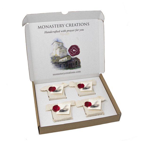 Gift Box: Handmade All-Natural Soap from the Benedictine Sisters of Perpetual Adoration
