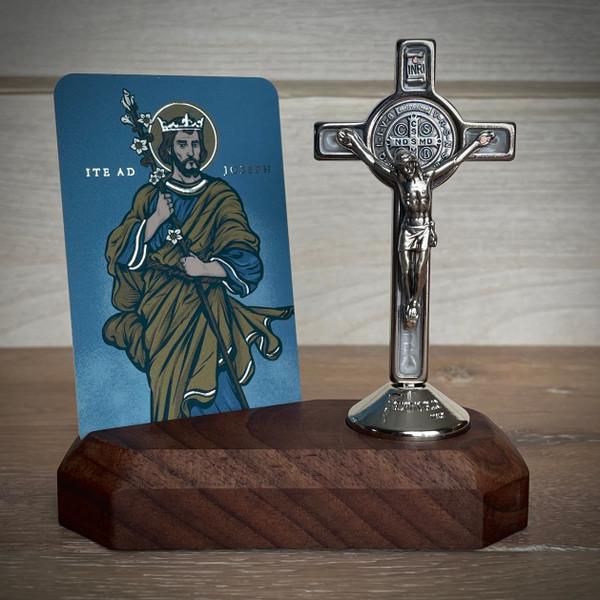 Home Altar - St. Joseph