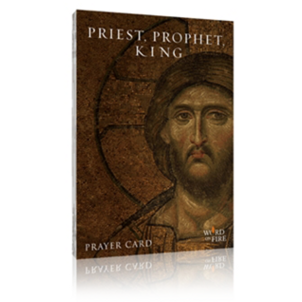 Priest, Prophet, King Prayer 40 Card Set