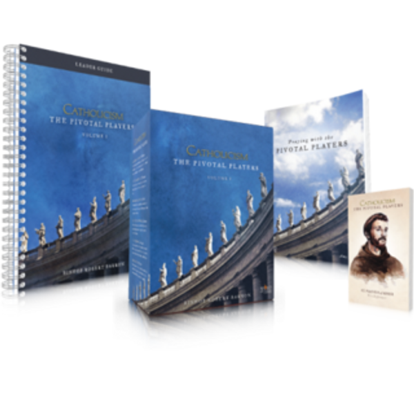 Catholicism: The Pivotal Players BluRay Leader's Kit