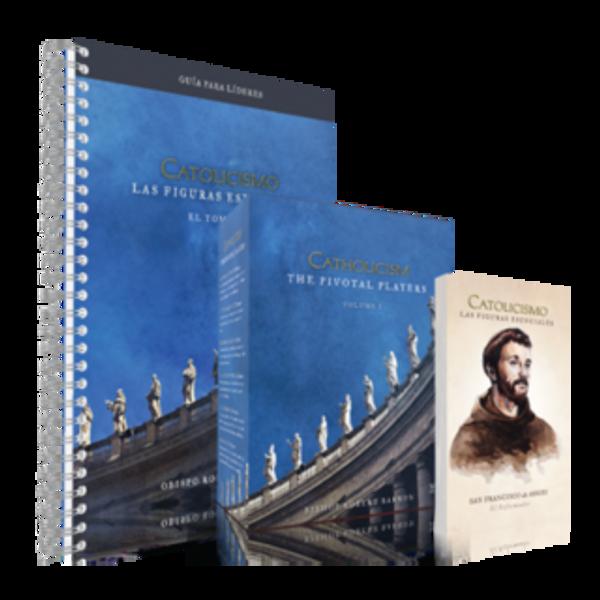Catolicismo: Las Figuras Esenciales Spanish BluRay Leader's Kit