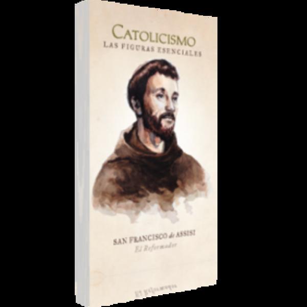Catholicismo: Las Figuras Esenciales Paquete de Estampitas Spanish Prayer Card Pack