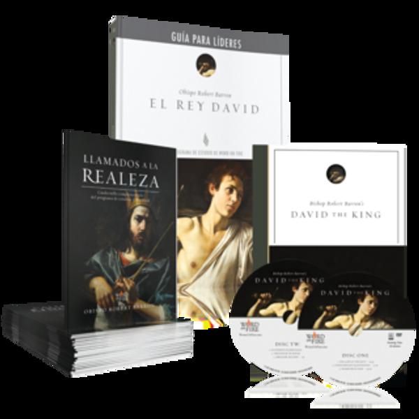 El Rey David - Kit Para Lideres Blu-Ray