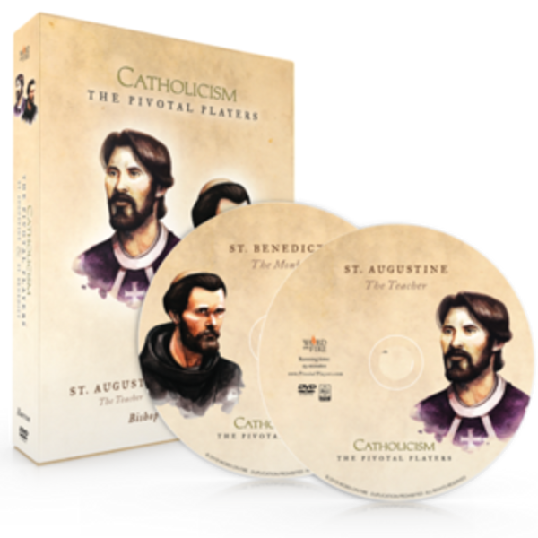 St. Augustine & St. Benedict - Pivotal Players - DVD
