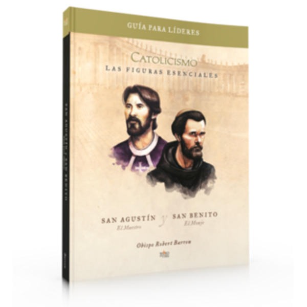 St. Augustine & St. Benedict - Pivotal Players Leader Guide [SPANISH]