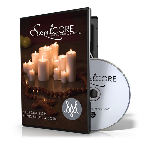 SoulCore - Sorrowful Mysteries DVD