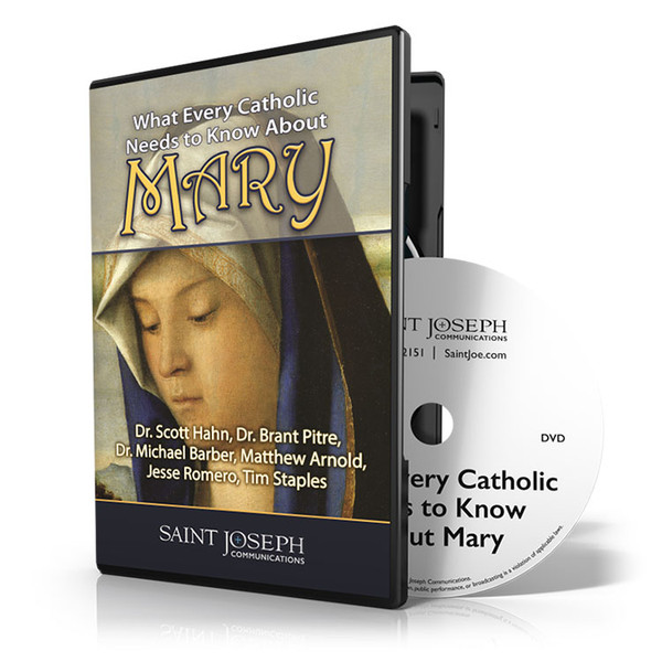 What Every Catholic Needs To Know About Mary DVD