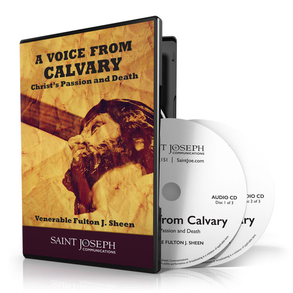 A Voice From Calvary (Digital)