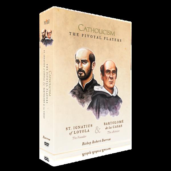 St. Ignatius of Loyola & Bartolomé las Casas - Pivotal Players - DVD Set