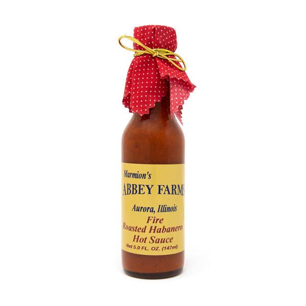 Abbey Farms    Fire Roasted Habanero Hot Sauce