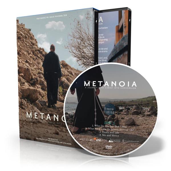 Metanoia - DVD