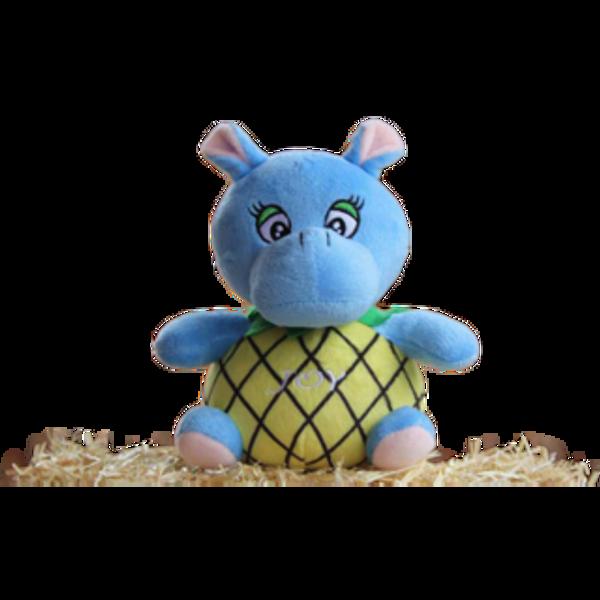 Joy the Pineapple Hippo - Plush