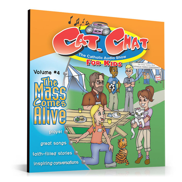 Cat Chat: The Mass Comes Alive
