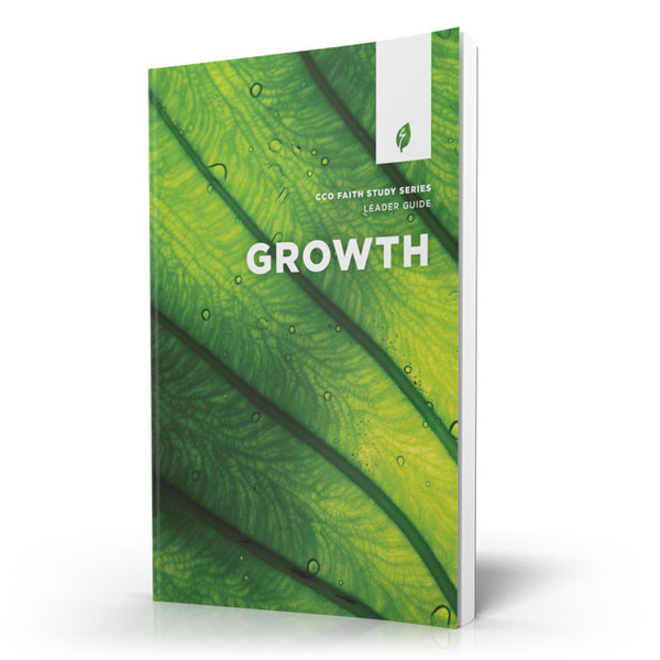 Catholic Christian Outreach    Growth (Level 3) Leader Guide