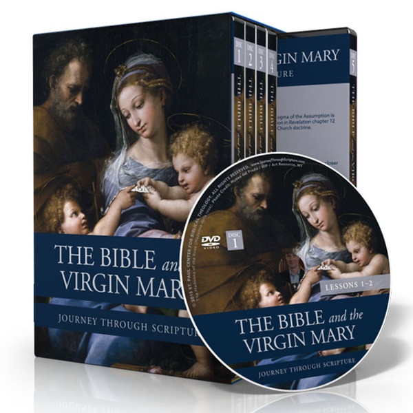 The Bible and the Virgin Mary - DVD Set