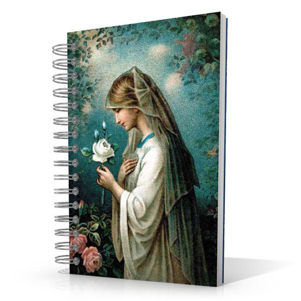 Mystical Rose 5.5 x 8.5 Journal