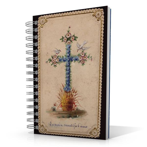 Cross Sanctifies the Soul 5.5 x 8.5 Journal