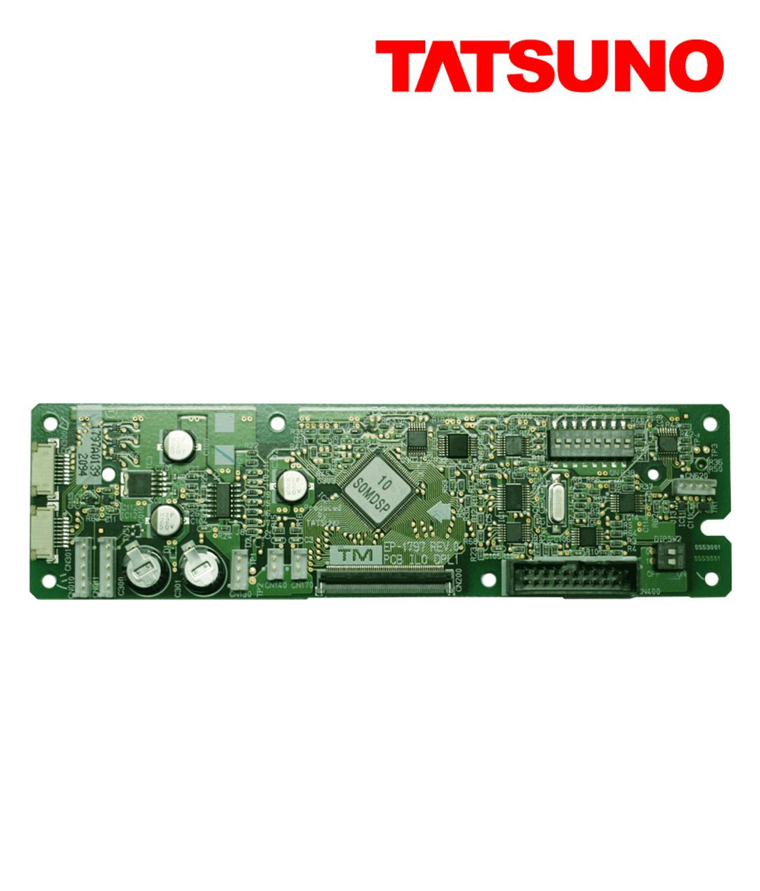 Tatsuno Display Circuit Board Pcb Ilo Dpl1 Parts By Ac Ep 1797 A01