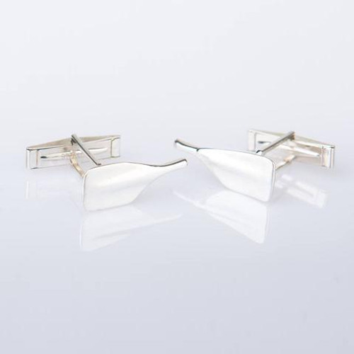 Rowing Blade Cuff Links