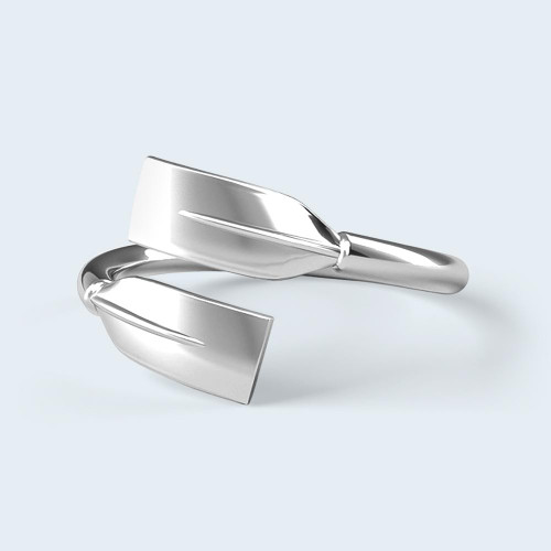 Sculler Oar Ring