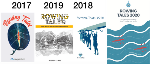 Limited Release: Rowing Tales Bundle (4 Books)