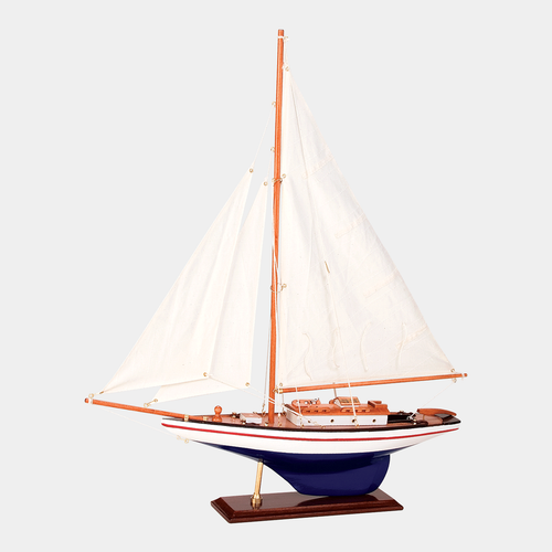 OUR TREASURE SAILBOAT