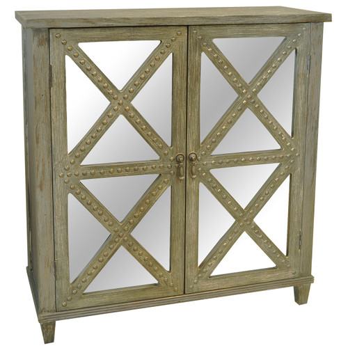 Prairie View 2 Door Cabinet