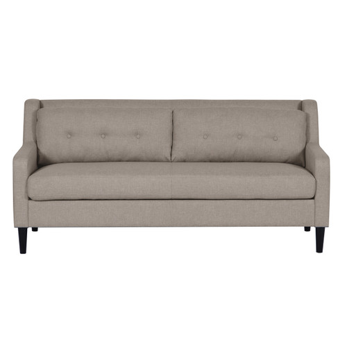 Mid Century Ready to Assemble Sofa in Glacier - DS-A190-680-113