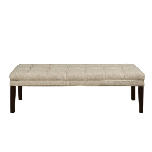 Upholstered Buiscut Tufted Bed Bench- DS-8626-400