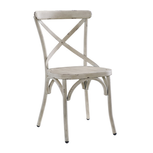 Bowery Dining Chair - White
