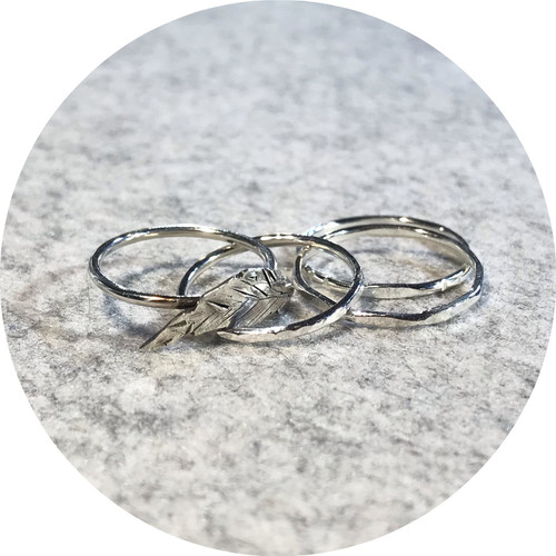 Silver Stacks on Workshop - 24th July  2021  $250.00