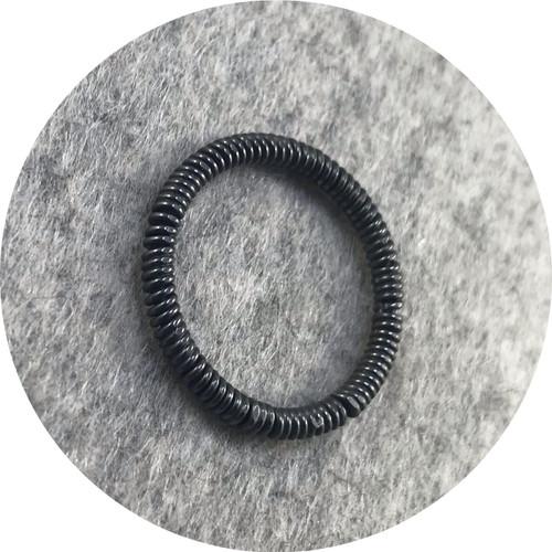 Laura Eyles - Rope Ring, oxidised sterling silver