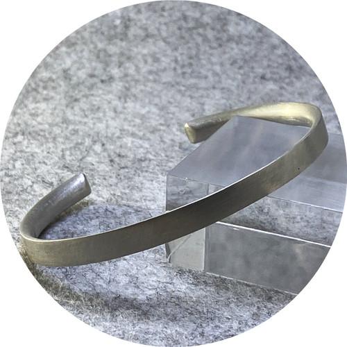 Nicola Knackstredt - The Cuff (matte), sterling silver
