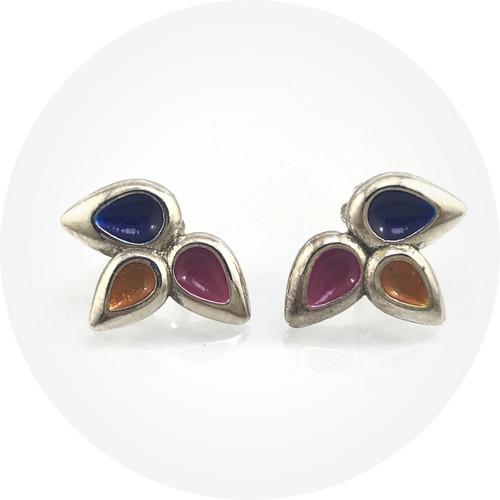 Valeria D'Annibale Seed Stud Earrings