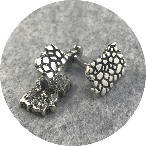 Albert Tse - Wanderer Series Cufflinks, sterling silver
