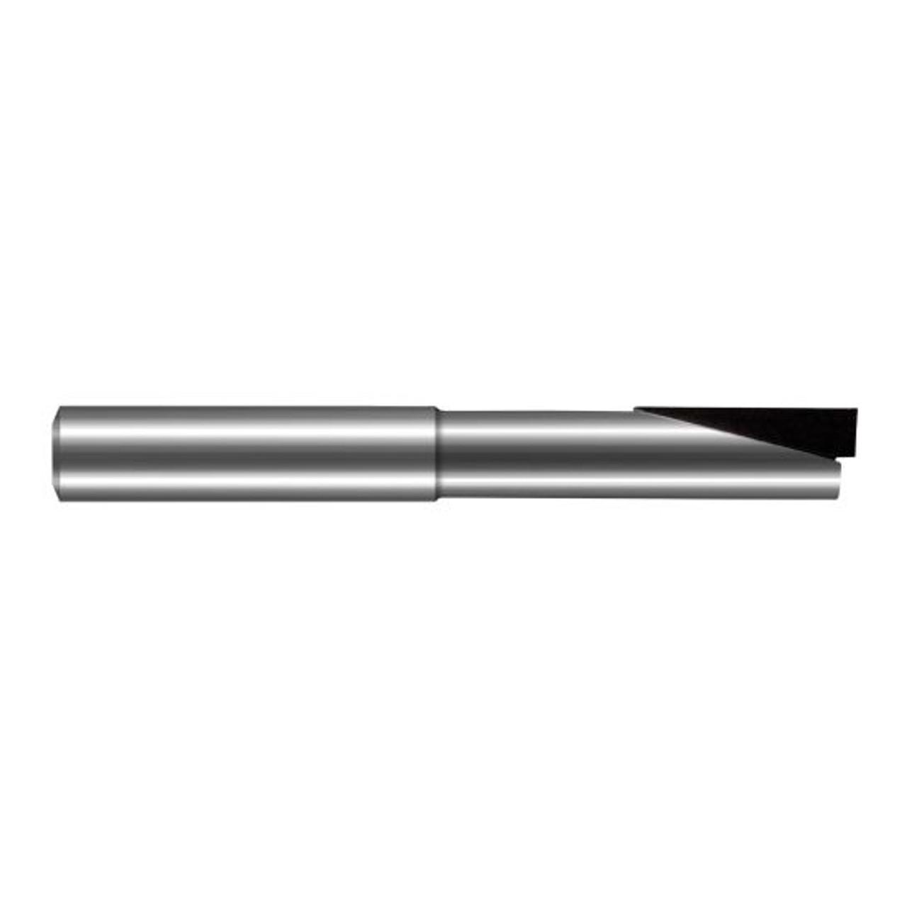 "Harvey Tool Carbide Ball End Mill CVD Diamond 0.2850/"" LOC x 3/"" OAL 4FL 62112"