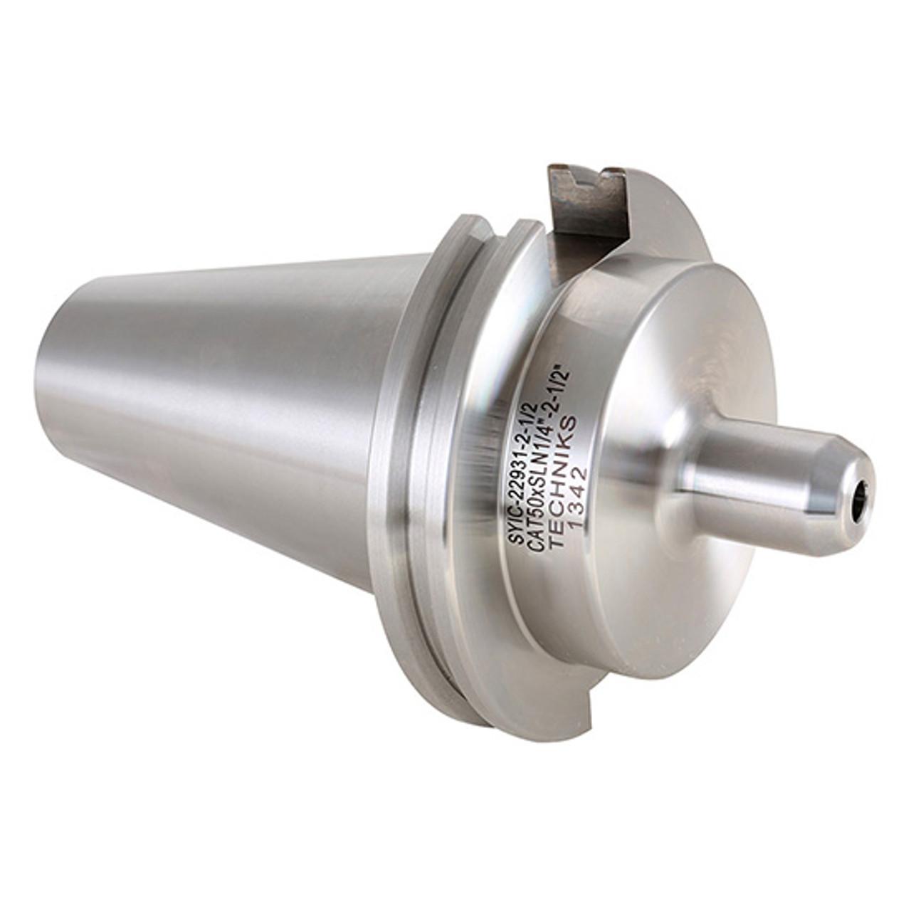 Techniks CAT50 1//2 x 6 Extended End Mill Holder