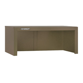"Kennedy 2600B | 26-5/8"" Brown Chest Riser"