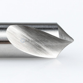"YG1 0161L | 1/4"" Diamater x 2.76"" OAL 90 Degree 8% Cobalt HSS Spotting Drill"