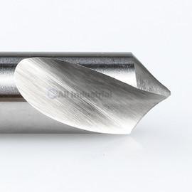"YG1 0241L | 3/8"" Diameter x 3.5"" OAL 90 Degree 8% Cobalt HSS Spotting Drill"