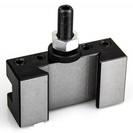 All Industrial 47002 | OXA #1 Quick Change Turning & Facing Lathe Tool Post Holder (250-001)